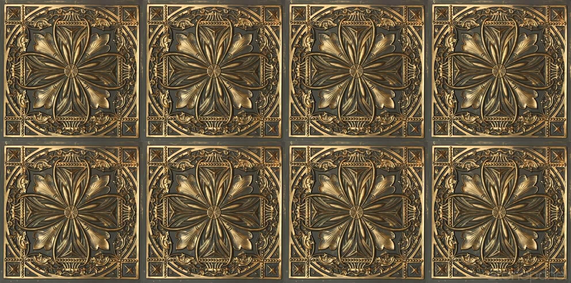 Lincoln Argent Dorado Tavan Karoları